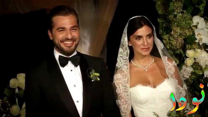 إنجين ألتان في حفل زفافه