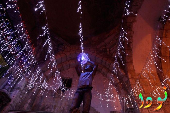 احتفلات رمضانية في القدس