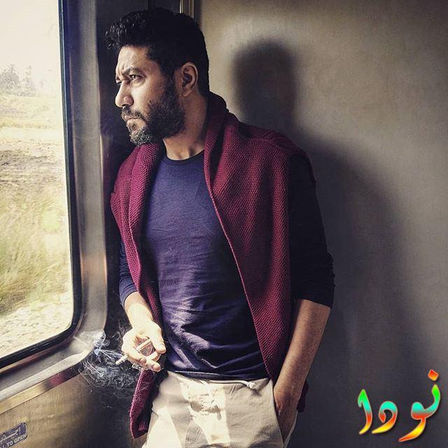 الممثل محمد عز