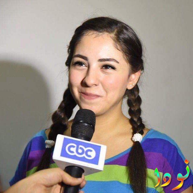 حديث صحفي للفنانة الشابة ندى