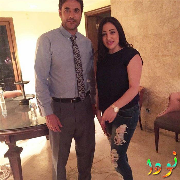 دنيا الحلو تنضم لفريق عمل مسلسل أبو عمر المصري