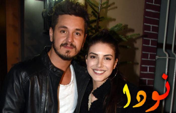 دينيز بايسال ( هازان ) مع حبيبها