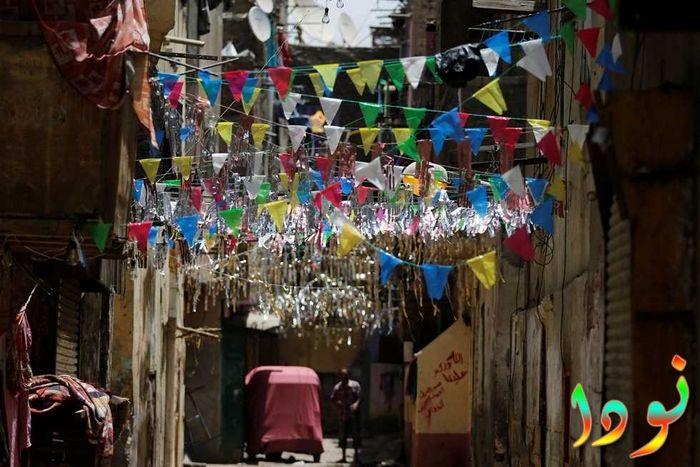 شوارع مصر في رمضان