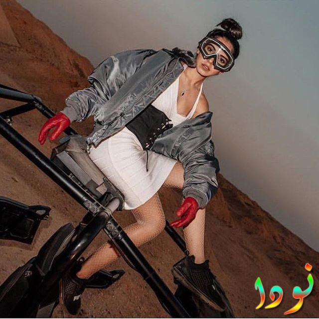 أحدث جلسات التصوير للفنانة سلمى
