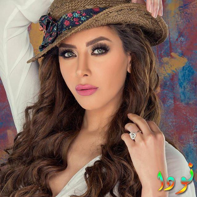 أحدث صورة للفنانة هبة عبد العزيز