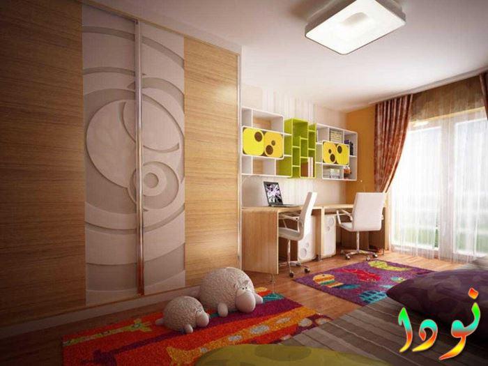 أفكار جديدة لعفش غرف نوم أطفال