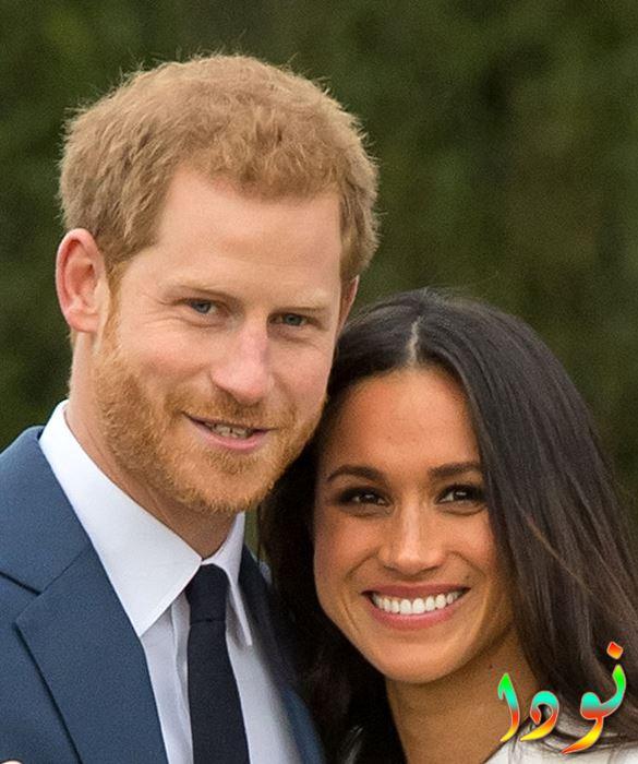 الأمير وزوجته