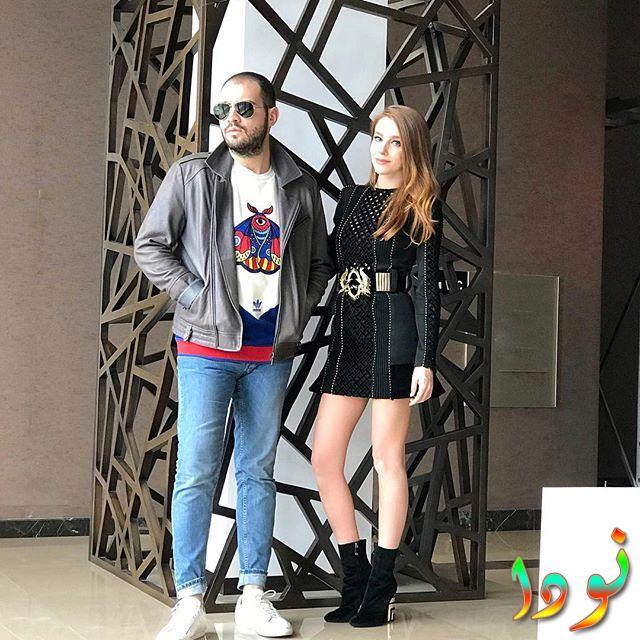 التشين سانجو وصديقها