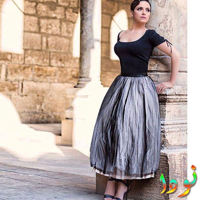 الممثلة ريهام عبد الغفور