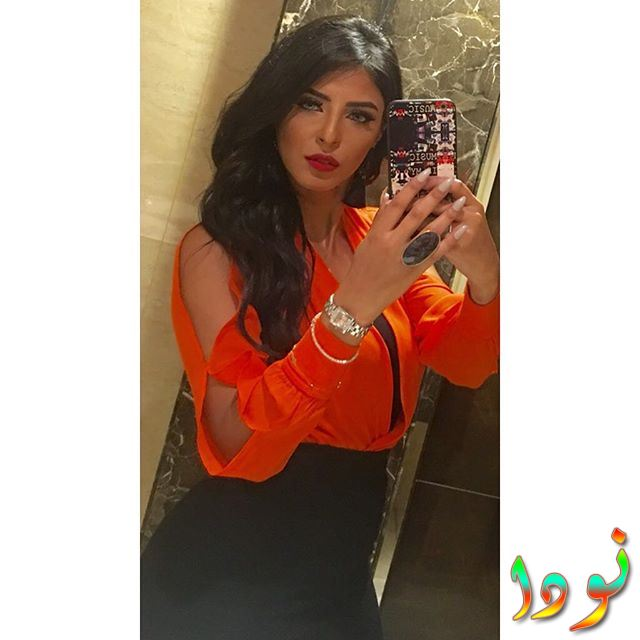 الممثلة مايا فارس