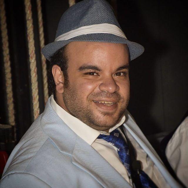 الممثل الكوميدي محمد عبد الرحمن