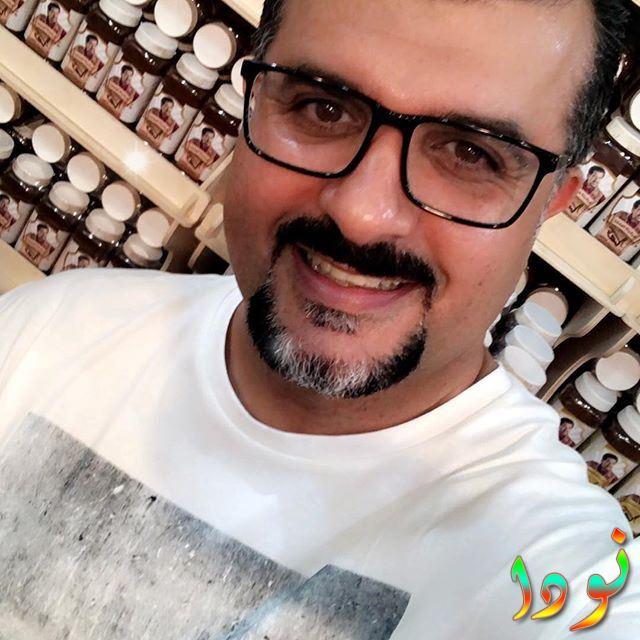 الممثل الكويتي مشاري البلام