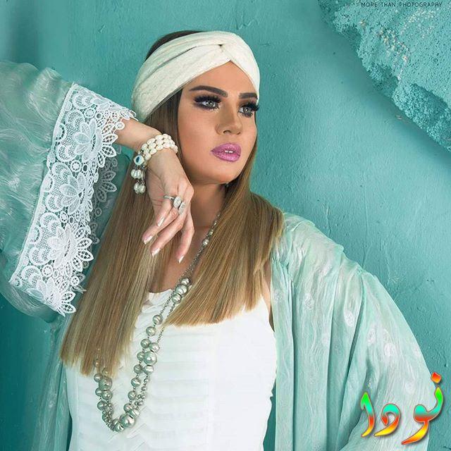 رانيا فريد شوقي في سيشن تصوير