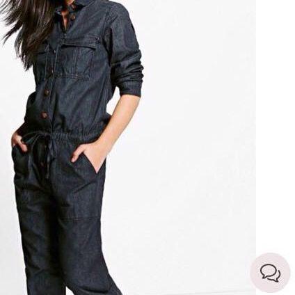 سالوبيت جينز أسود