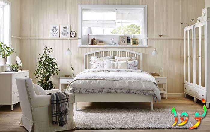 سرير ودلاب من أيكيا