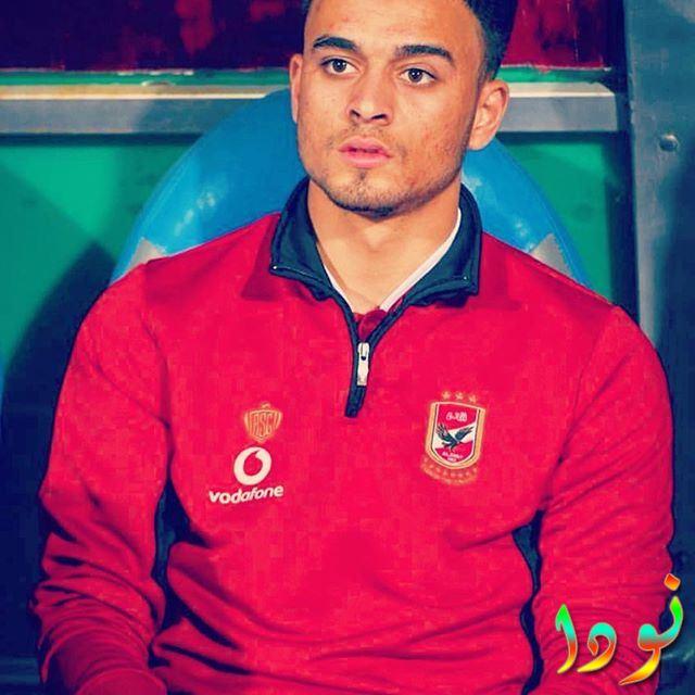 صلاح محسن من الأهلي المصري