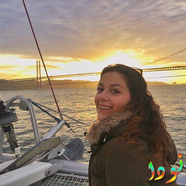 صورة لشهرزاد كراشتي على البحر