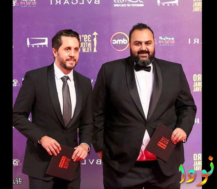 صورة لشيكو مع هشام ماجد