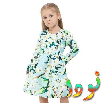 فستان ربيعي للأميرات