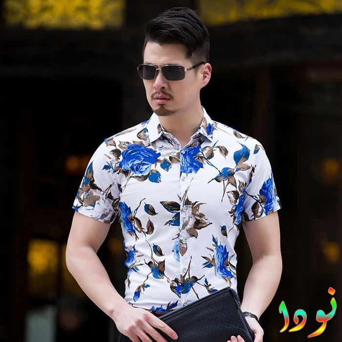 قميص سلم صيفي فلورا