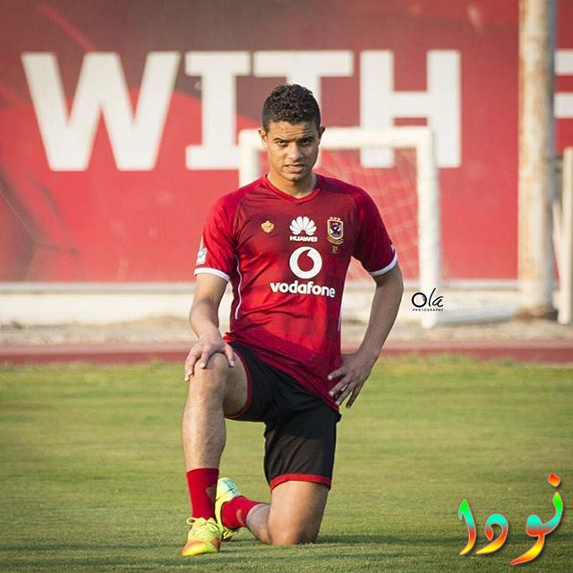 لاعب الأهلي سعد سمير