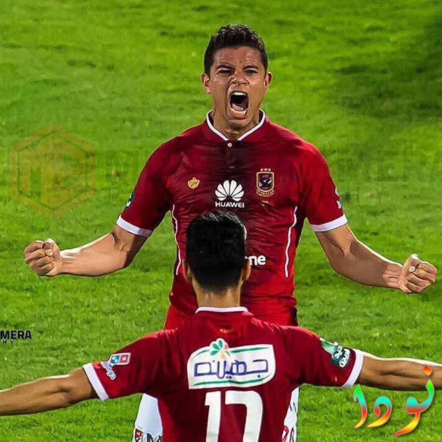 لاعب منتخب مصر الوطني ومنتخب مصر الأوليمبي