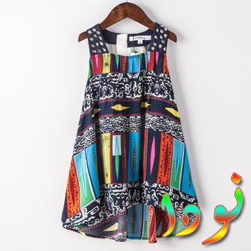 1bfb73e59 لبس أطفال بنات مطبوعة للحفلات