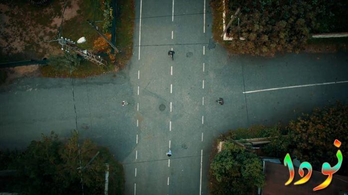 لقطة من الحلقة الأولى من مسلسل الاصطدام