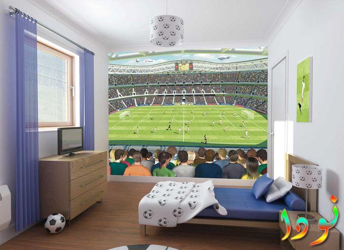 لمحبي كرة القدم ديكورات لطفل عاشق الكرة