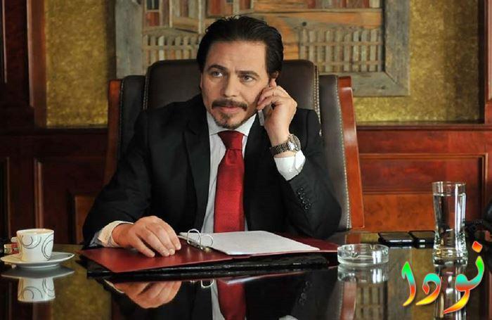 محمد رياض في مشهد من مسلسل رحيم رمضان2018