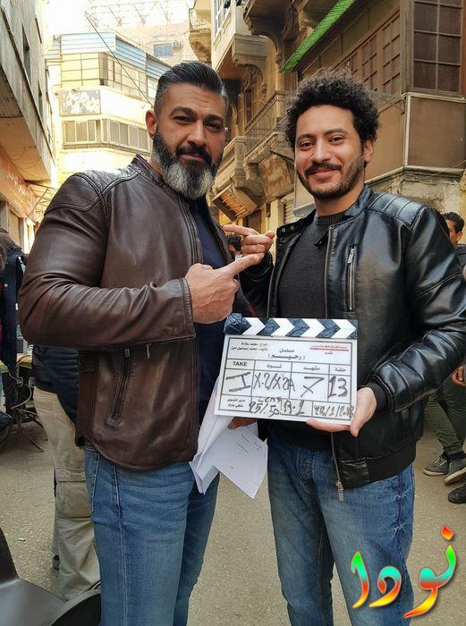 محمد سلامة مخرج مسلسل رحيم
