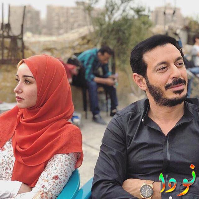 هنا الزاهد من مسلسل أيوب مع مصطفى شعبان