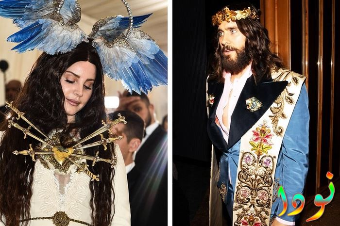 Jared Leto And Lana Del Rey In Gucci