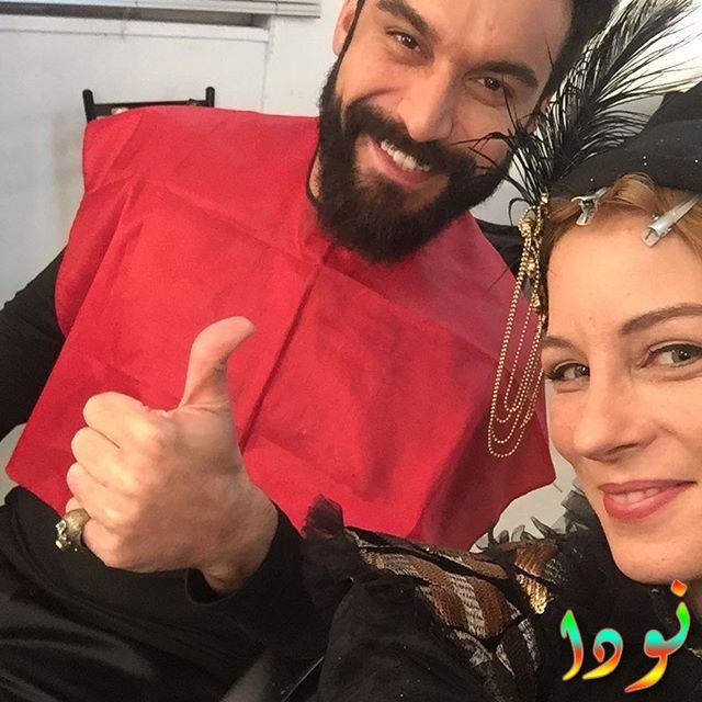 أمل تشولجيتشان و علي آرسان