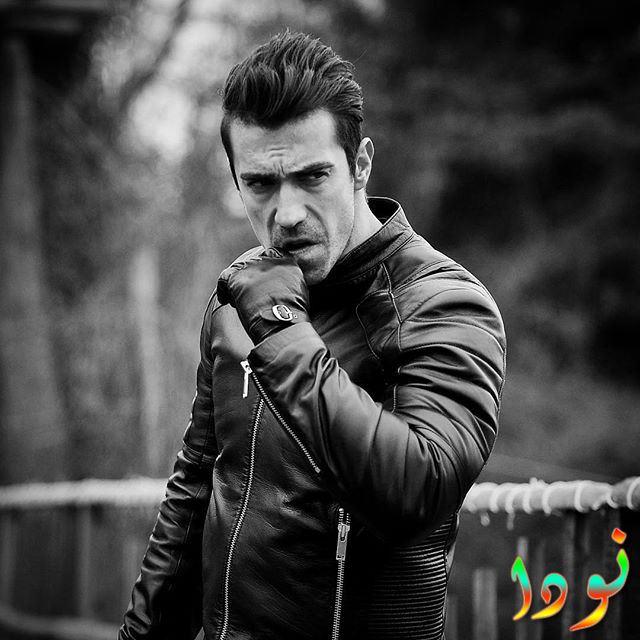 ابراهيم سيليكول من مسلسل حي أبيض وأسود