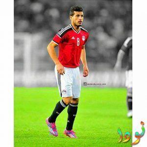اللاعب طارق حامد