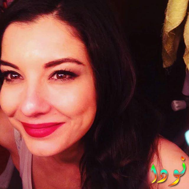 الممثلة اريم التوغ