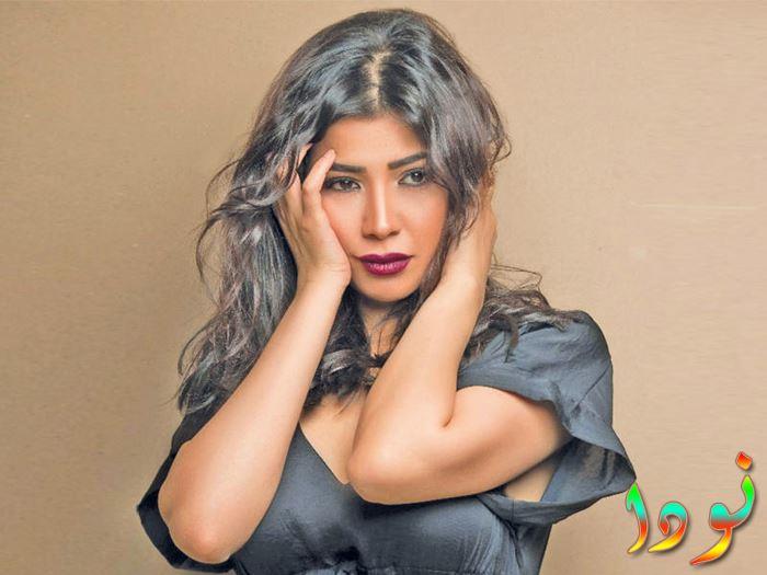 الممثلة مها نصار