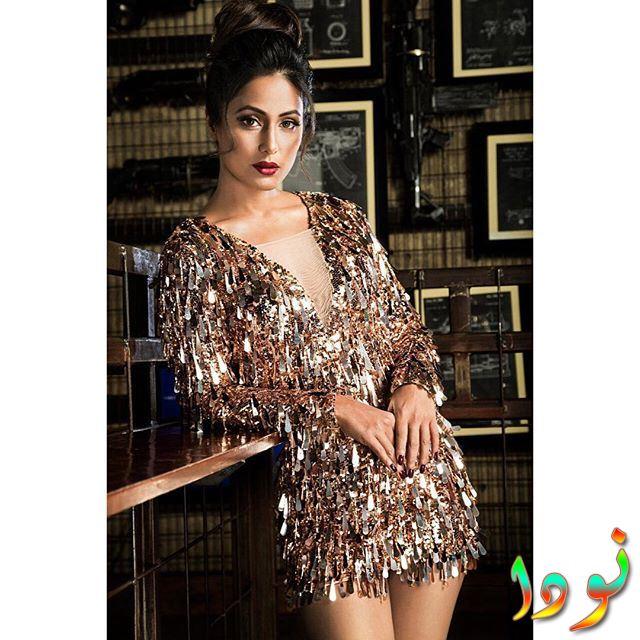 صورة جديدة لهينا خان