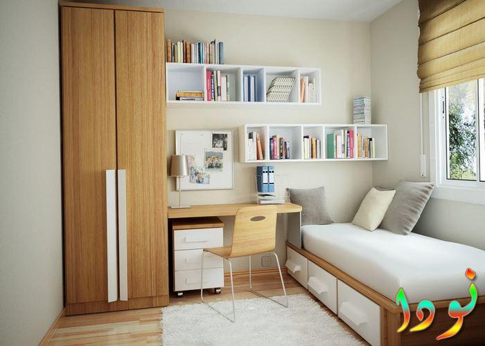صورة غرفة نوم صغيرة