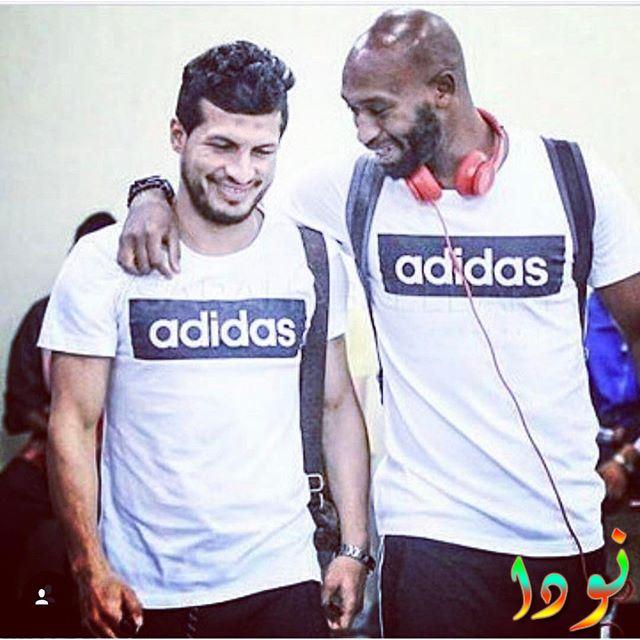 طارق حامد مع شيكابالا