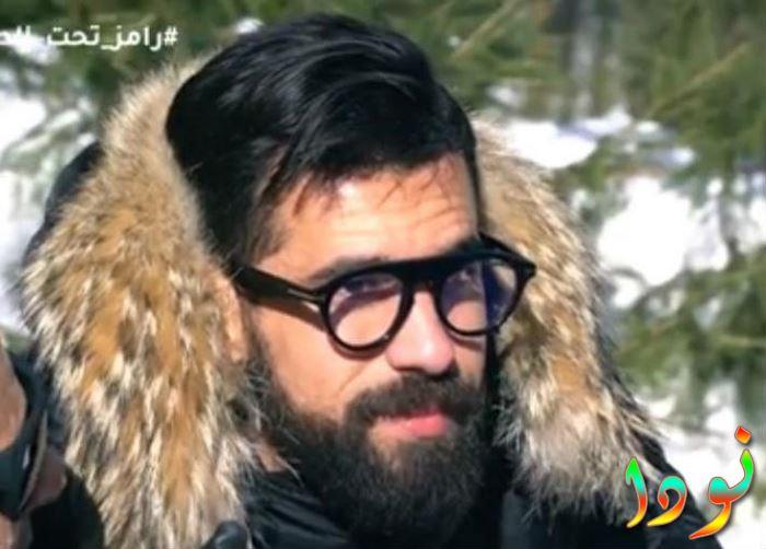 عبد الله السعيد من برنامج رامز تحت الصفر