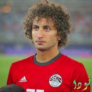 عمرو وردة في منتخب مصر