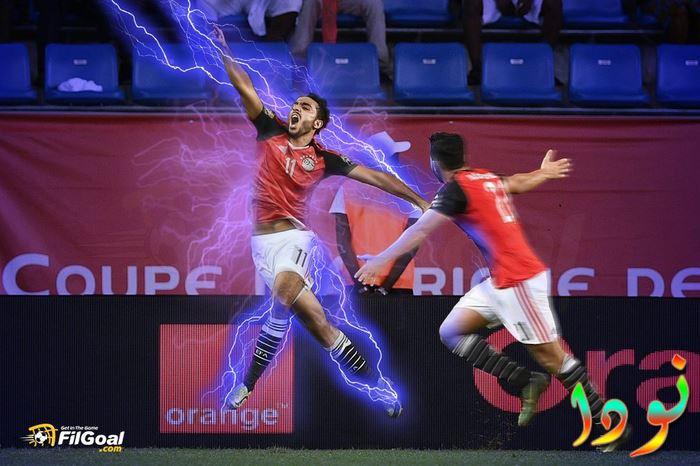 محمود كهربا في رحلة الصعود للنصف النهائي في كأس الأمم الإفريقية