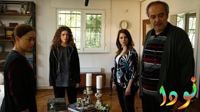 أنور مع زوجته وسيرين وجالا