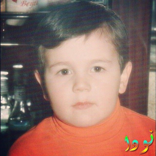 إسماعيل إيجي شاشماز وهو صغير