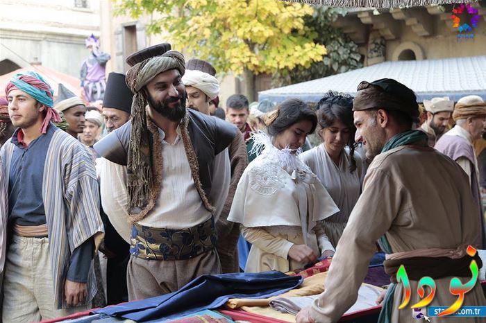 السلطان محمود من الحلقة الأولى