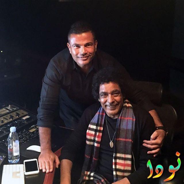 الهضبة مع محمد منير