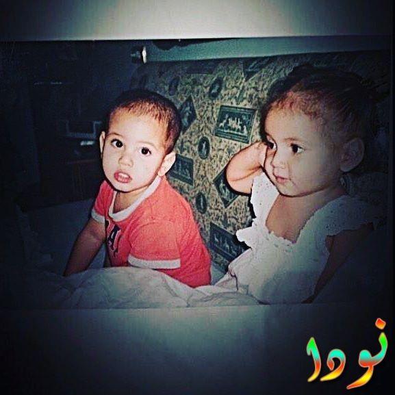 بنات عمر دياب جنى وكنزي