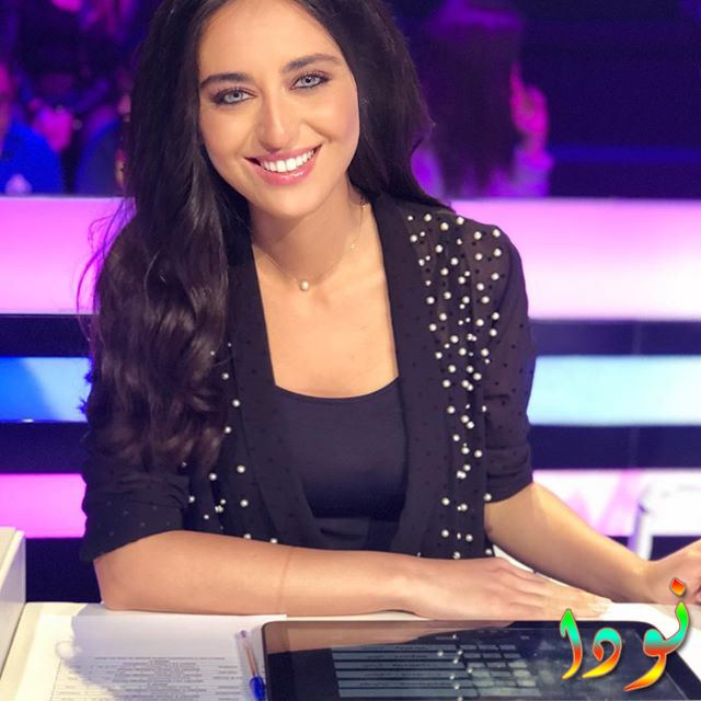 فايا يونان في إحدى البرامج التلفزيونية